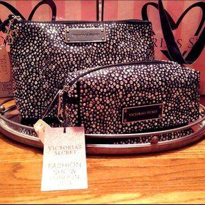 Victorias Secret Fashion Show bling beauty bag set
